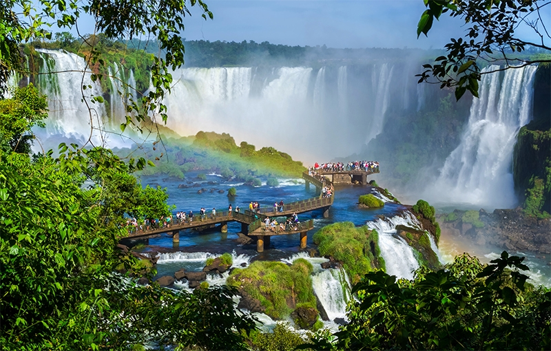 Rondreis ZUID-BRAZILIE - 18 dagen;