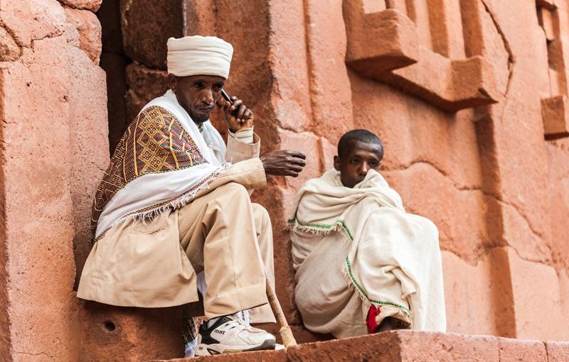 Koning Aap: Rondreis NOORD-ETHIOPIË - 16 dagen; Het best bewaarde geheim van Afrika