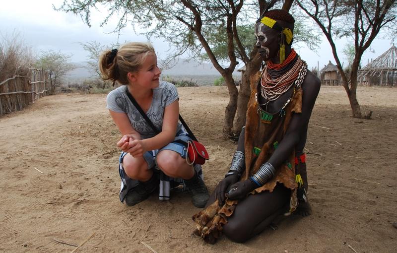 Koning Aap: Familiereis ETHIOPIË AVONTUUR - 21 dagen; Afrika voor families met reiservaring