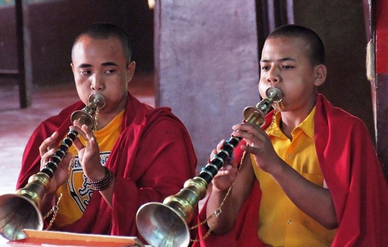 Koning Aap: Rondreis BHUTAN - 22 dagen; Geluk is heel gewoon