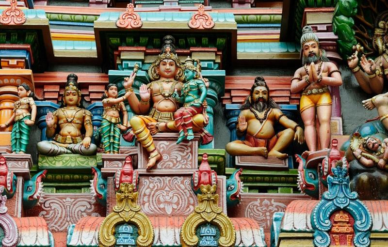 Rondreis ZUID-INDIA - 29 dagen ; Rijkdom van geuren en kleuren