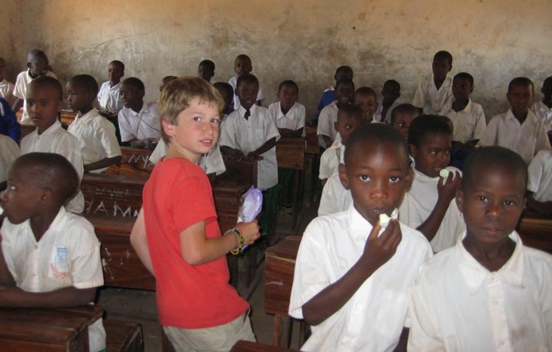 Koning Aap: Familiereis KENIA, TANZANIA EN ZANZIBAR AVONTUUR - 22 dagen; Kamperen in de wildernis