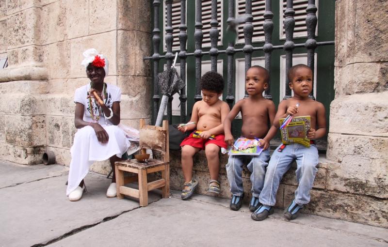 Familiereis CUBA AVONTUUR - 21 dagen; Ritmische klanken