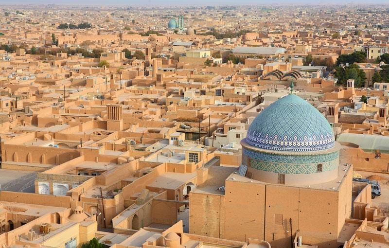 Rondreis IRAN - 20 dagen; Op weg naar Isfahan