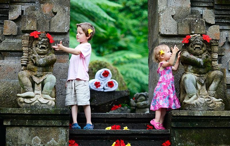 Familiereis INDONESIË: BALI EN LOMBOK - 16 dagen; Parels van de Gordel van Smaragd