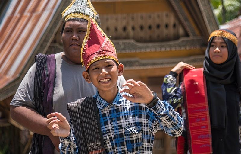Koning Aap: Familiereis INDONESIË TOTAAL - 22 dagen; Orang-oetans, vulkanen en strand