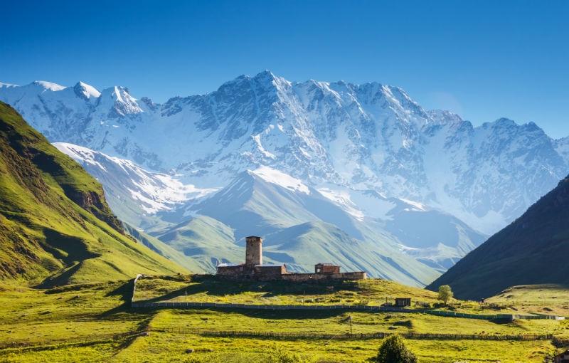 Rondreis AZERBAIJAN, GEORGIË EN ARMENIË - 23 dagen; Hoogtepunten van de Kaukasus