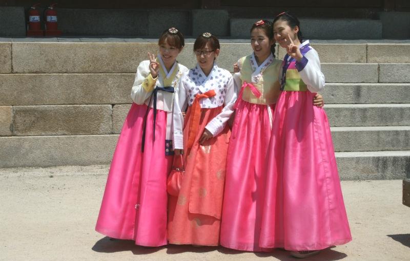 Koning Aap: Familiereis ZUID-KOREA; Hanbok, Bulgogi en Gadgets