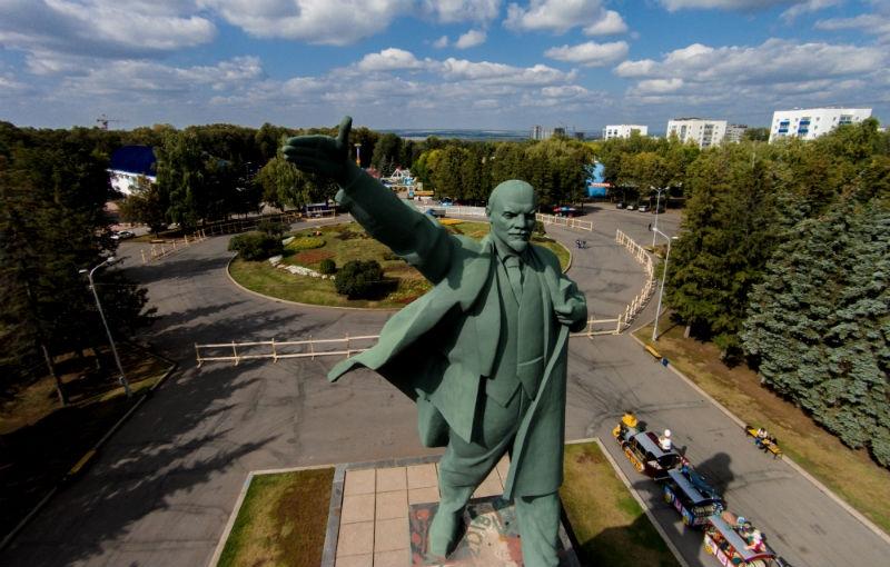 Koning Aap: Rondreis RUSLAND - 23 dagen; Onontdekt Tatarstan, Oeral en Siberië
