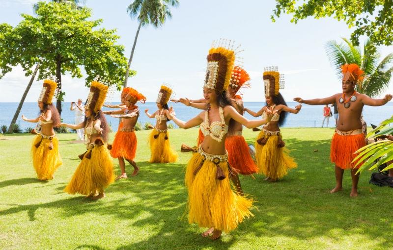 Koning Aap: Rondreis POLYNESIË - 32 dagen; Van Fiji naar Tahiti