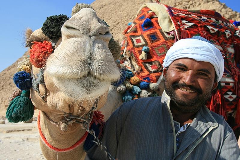 Ägypten Singlereise (Bild: Shoestring International)