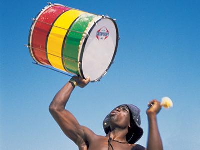 Groepsreis Brazilië; Dans de Samba!