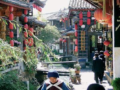 Groepsreis China 'on a Shoestring' ; Alles wat beweegt kun je et