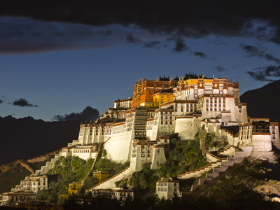 Groepsreis Tibet in 2 weken; Het spirituele 'Dak van de Wereld'