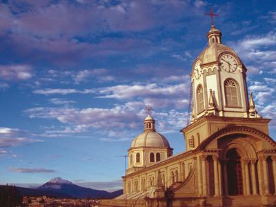 Shoestring: Groepsreis Ecuador; Van de Andes naar de Amazone