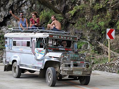 Groepsreis Filipijnen - 16 dagen; 'Bounty' gevoel op Luzon en Palawan