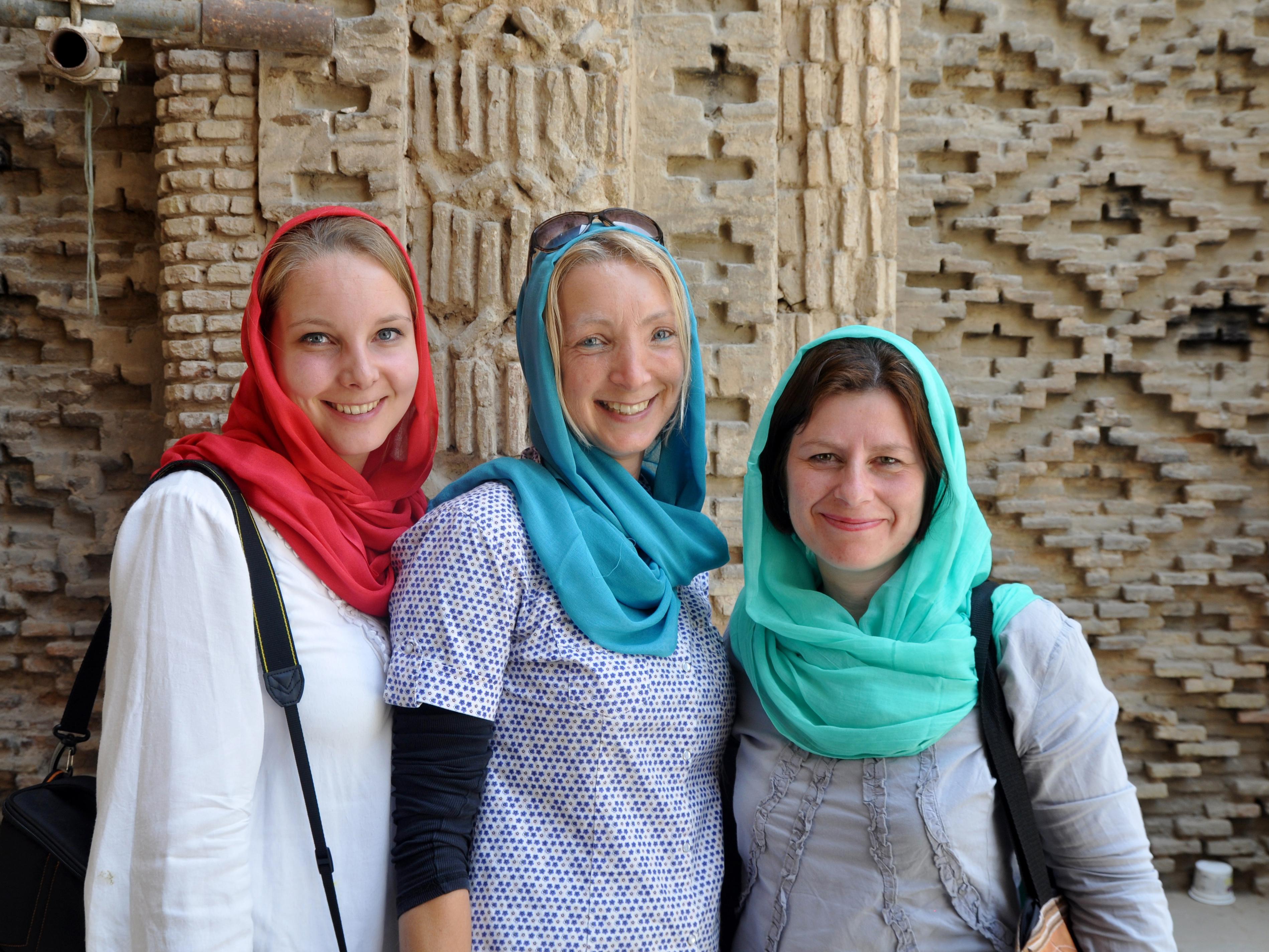 Groepsreis Iran; Achter de sluier