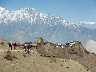 Shoestring: Groepsreis Nepal: Annapurna Circuit; Spectaculaire trektocht voor de échte liefhebbers