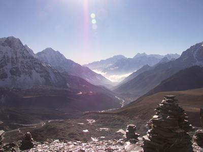 Shoestring: Groepsreis Nepal: Everest Basecamp; Moedergodin van Sneeuw