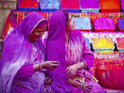 Shoestring: Groepsreis India & Nepal 'on a Shoestring' ; Heilige koeien en gebedsvlaggen