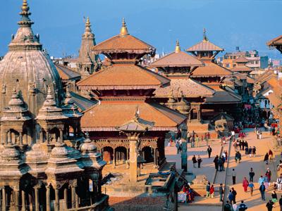 Shoestring: Groepsreis Tibet & Nepal ; Het dak van de wereld: een adembenemend avontuur