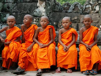 Shoestring: Groepsreis Cambodja; Wereldwonder Angkor Wat