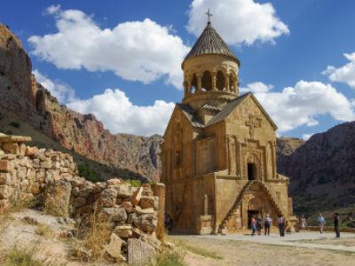 Shoestring: ReisKnaller: Armenië 9 dagen; Hart van de Kaukasus