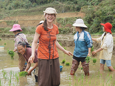 Shoestring: ReisKnaller: Vietnam - 16 dagen; Rijstterrassen en tropisch strand