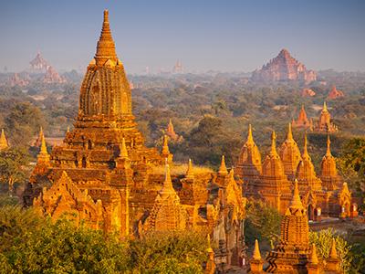 Shoestring: ReisKnaller: Myanmar - 15 dagen; Het gouden land