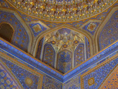 Shoestring: ReisKnaller: Oezbekistan Kort - 8 dagen; Karavanserais en Madrassas