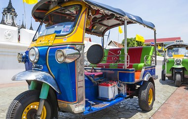Bustling Bangkok, Dream Islands and the Charming North