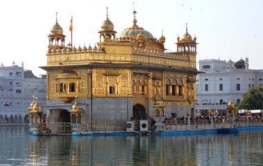 Highlights of North India with Golden Temple