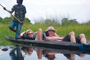 Bucketlist Okavango Delta Botswana