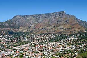 Bucketlist Tafelberg Kaapstad Zuid-Afrika