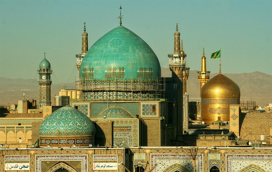 Iran Mashad Imam Reza