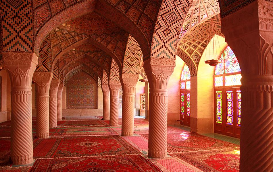 Iran Shiraz Nasir-al-Mulk